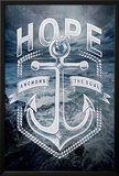 Hope Anchors Posters