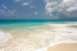 Barbuda Beach, Caribbean Photographic Print by Susan Degginger