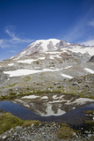 Mount Rainier National Park, Cascade Mountains Photographic Print by Ken Archer