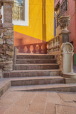 Mexico, Guanajuato, Steps and Shadows Photographic Print by Rob Tilley