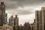 New York, New York City, Manhattan, View from Apt Looking over E 89Th Photographic Print by Alison Jones
