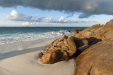 Anse Victorin, Fregate Island, Seychelles Photographic Print by Sergio Pitamitz