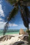 Anse Source Dargent Beach, La Digue, Seychelles Photographic Print by Sergio Pitamitz