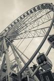 Georgia, Atlanta, Centennial Olympic Park, Ferris Wheel Photographic Print by Walter Bibikow