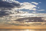 Australia, Fleurieu Peninsula, Port Willunga, Dusk Photographic Print by Walter Bibikow