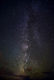 Stars at Night, Milky Way Vertical Photographic Print by Sheila Haddad