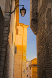 Back Alley of Assisi Photographic Print by Terry Eggers