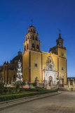 Mexico, Guanajuato, Our Lady of Guanajuato Basilica at Dawn Photographic Print by Rob Tilley