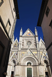 Evening Light on Cathedral of Orvieto Photographic Print by Terry Eggers
