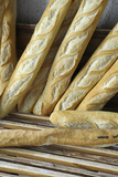 France, Provence Alpes Cote Dazur, Vaucluse, Lourmarin. Baguettes Photographic Print by Kevin Oke