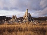 California, Sierra Nevada, Tufa Formations Along Mono Lake Photographic Print by Christopher Talbot Frank