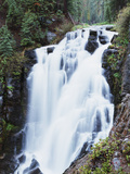 California, Lassen Volcanic National Park, Kings Creek Falls Photographic Print by Christopher Talbot Frank