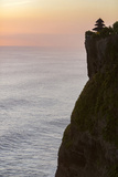 Bali, Indonesia. Uluwatu Temple at Dusk Photographic Print by Charles Cecil