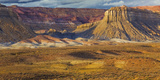Arizona. Landscape in Glen Canyon National Recreation Area Photographic Print by Jaynes Gallery