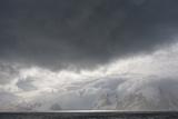 Antarctica. Bransfield Strait. Stormy Skies Photographic Print by Inger Hogstrom
