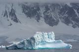 Antarctica. Gerlache Strait. Iceberg Photographic Print by Inger Hogstrom