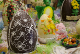 Australia. Easter Display of Decorated Chocolate Eggs and Candy Photographic Print by Cindy Miller Hopkins