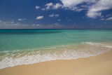 Turquoise Water Along Seven Mile Beach, Grand Cayman, West Indies Photographic Print by Brian Jannsen