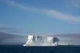 Antarctica. Antarctic Sound. Tabular Iceberg Photographic Print by Inger Hogstrom