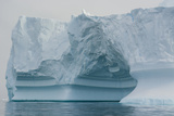 Antarctica. Charlotte Bay. Iceberg Photographic Print by Inger Hogstrom