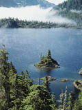 Strathcona Provincial Park, Vancouver Island, Clouds at Bedwell Lake Photographic Print by Christopher Talbot Frank