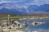 USA, California, Mono Lake South Tufa Reserve Photographic Print by Bernard Friel