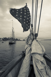 Massachusetts, Gloucester, Schooner Festival, the Schooner Virginia Photographic Print by Walter Bibikow