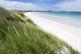 Sandy Beach with Dunes.North Uist Island, Scotland Photographic Print by Martin Zwick