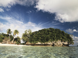 Palau, Micronesia, View of Honeymoon Island Photographic Print by Stuart Westmorland