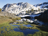 California, Sierra Nevada, a Tarn in the Hoover Wilderness in Inyo Nf Photographic Print by Christopher Talbot Frank
