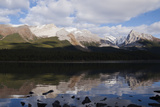 Jasper National Park, Malighn Lake Photographic Print by Ken Archer