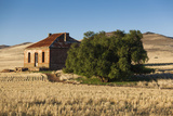 Australia, Burra, Former Copper Mining Town, Abandoned Homestead Photographic Print by Walter Bibikow