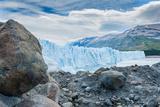 Terminal Face of the Perito Moreno Glacier, Patagonia, Argentina Photographic Print by James White
