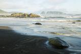 Wa, Olympic National Park, Rialto Beach, Sea Coast, with James Island Photographic Print by Jamie And Judy Wild