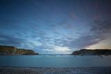 Twilight over Lulworth Cove Along the Jurassic Coast, Dorset, England Photographic Print by Brian Jannsen