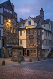 The John Knox and Moubray Homes, Edinburgh, Lothian, Scotland Photographic Print by Brian Jannsen