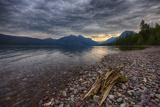 USA, Montana, Glacier National Park, Lake Macdonald Photographic Print by Rona Schwarz