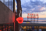 Pike Place Public Market Center, Seattle, Wa, USA Photographic Print by Stuart Westmorland