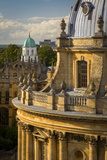 Radcliffe Camera, Science Library, Oxford, Oxfordshire, England Photographic Print by Brian Jannsen