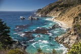 Big Sur Coastline,West Coast,Pacific Coast, California Photographic Print by Sheila Haddad