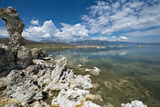 USA, California, Mono Lake and Tufa Towers from South Tufa Reserve Photographic Print by Bernard Friel