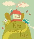 Kids Theme I Print by  Kuma