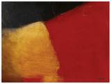 Le rouge et le noir Poster by Diane Lambin