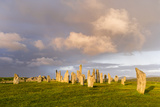 Standing Stones of Callanish, Isle of Lewis, Western Isles, Scotland Photographic Print by Martin Zwick
