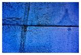 Blue Boardwalk Prints by Jean-François Dupuis