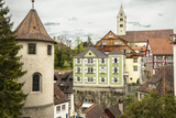 Wasserburg, on Lake Constance, Germany Photographic Print by Sheila Haddad