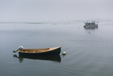 Massachusetts, Gloucester, Annisquam, Fishing Dory Boat Photographic Print by Walter Bibikow