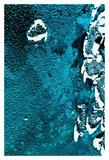 Rust Ocean III Art by Jean-François Dupuis