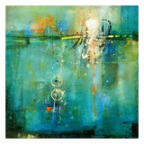 Sun Circles Kunstdrucke von Carole Malcolm