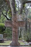 Georgia, Savannah, Bonaventure Cemetery Photographic Print by Walter Bibikow